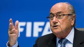 Blatter Galatasaray'ı kutladı