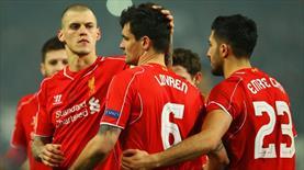 Kartal rotayı Liverpool'a çevirdi