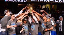 NBA'de şampiyon Golden State Warriors!..