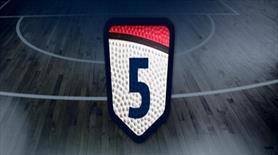 İşte play-off final serisinin en iyi 5 hareketi!