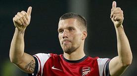 Aslan Podolski'yi borsaya bildirdi!