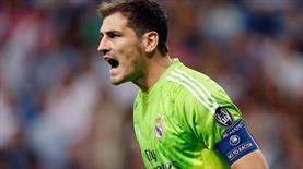 Casillas Porto'ya mı?