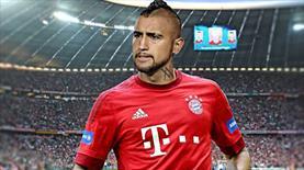 Vidal Bayern Münih'e imzayı atıyor