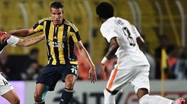 Fenerbahçe'de gözler UEFA'da