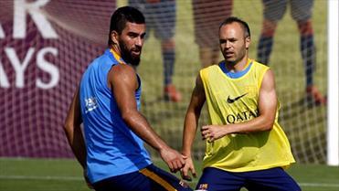 Messi'yi geçti kaptan oldu!