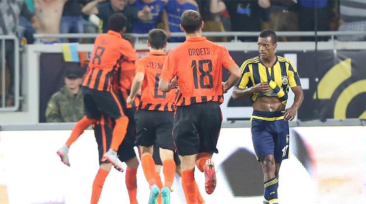 Fenerbahçe'den Devler Ligi'ne erken veda!..