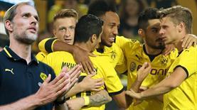 Dortmund eski günlerindeki gibi! Tuchel süper başladı