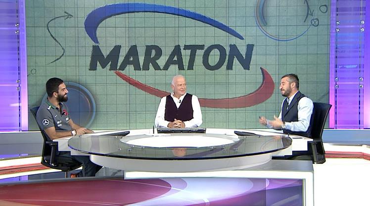 Arda Turan'la Maraton'da dobra dobra!