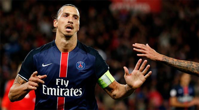 Zlatan'dan harika açılış! Ona da bu gol yakışırdı!