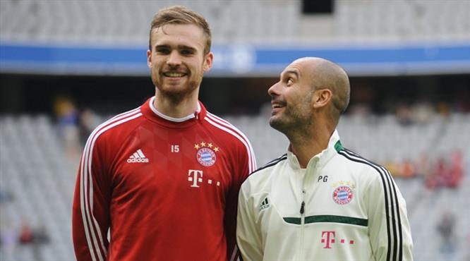 Sunderland'e Bayern'den takviye