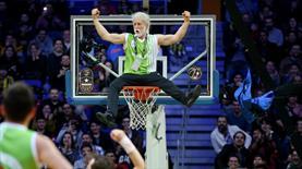 İşte basketbol bu! All-Star şov burada...