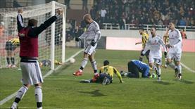 Bucaspor: 0 - Beşiktaş: 2