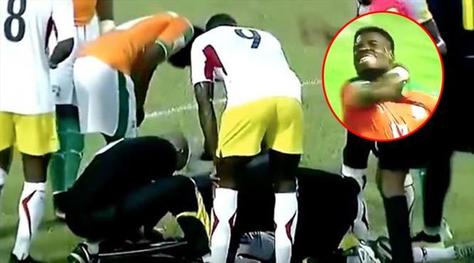 Serge Aurier Moussa Doumbia'nın hayatını kurtardı