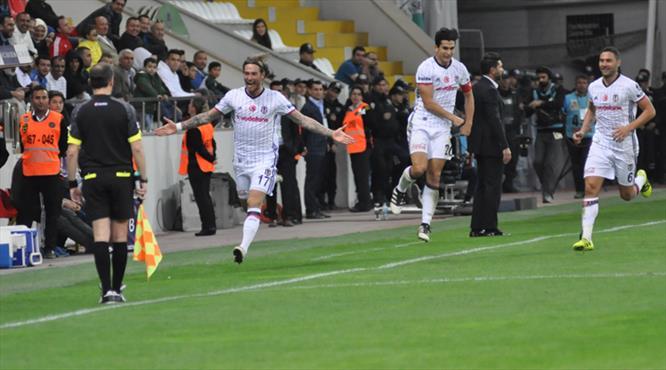 İşte Ömer Şişmanoğlu'nun Kayserispor'a attığı gol