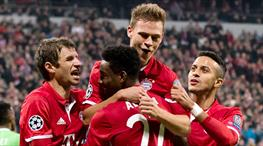 Bayern Devler Lig'nde çok farklı