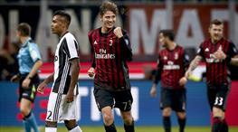 Milan - Juventus: 1-0 (ÖZET)