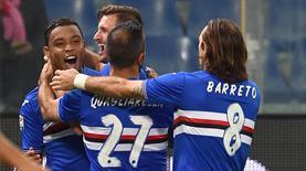 Derbide gülen Sampdoria! (ÖZET)