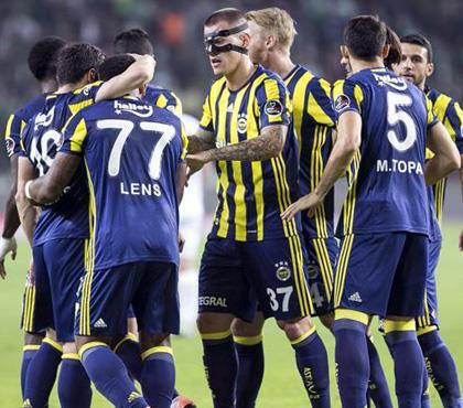 Atiker Konyaspor - Fenerbahçe maçının özeti burada!