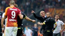 Galatasaray'da Riekerink'ten sert uyarılar