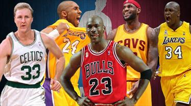 Söz sizde! NBA tarihinin en iyi 5'ini seçiyoruz