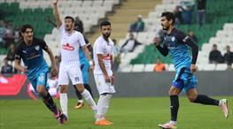 Bursaspor rahat turladı!