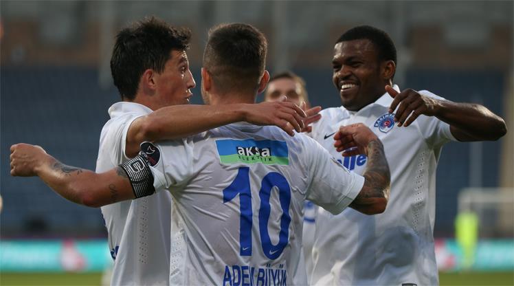 Kasımpaşa'nın rakibi Kahramanmaraşspor