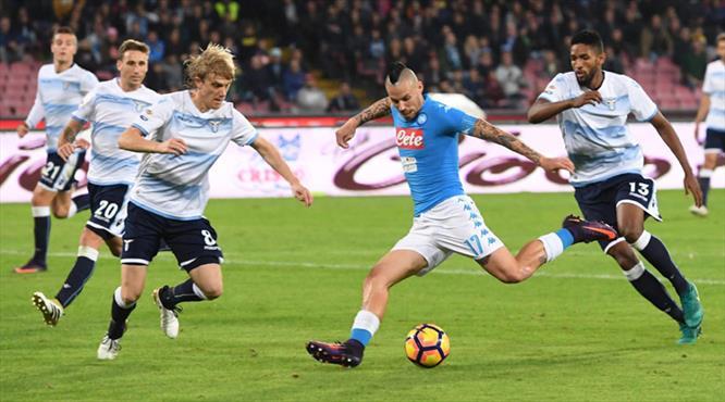 Napoli kaçtı, Lazio yakaladı! (ÖZET)