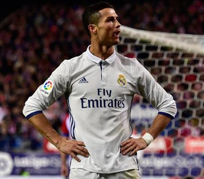 Vicente Calderon'u Ronaldo yıktı (ÖZET)