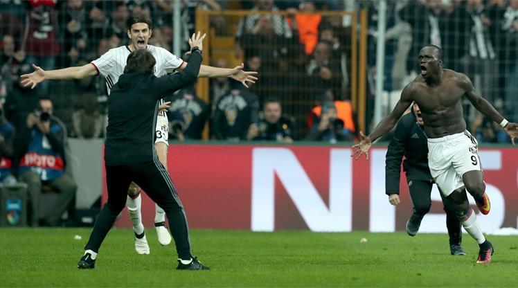 Beşiktaş-Benfica: 3-3