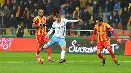 Sizce Kayserispor - Trabzonspor maçının yıldızı kimdi?