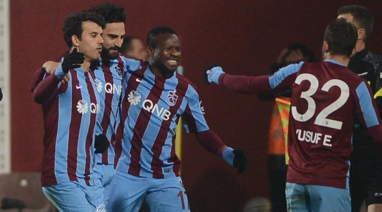 İşte Trabzonspor-Adanaspor maçının özeti