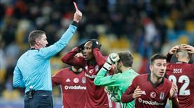 Beşiktaş'tan UEFA'ya hakem çıkarması!
