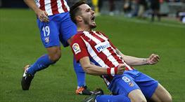 Atletico Madrid kazanmayı hatırladı (ÖZET)