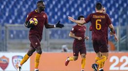 Roma: 3 - Chievo: 1 (ÖZET)