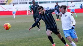 Akhisar Belediyespor - Trabzonspor: 2-1