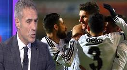 Maraton yorumcusu Ersun Yanal'dan Beşiktaş yorumu