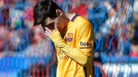 Messi'ye böbrek taşı engeli!