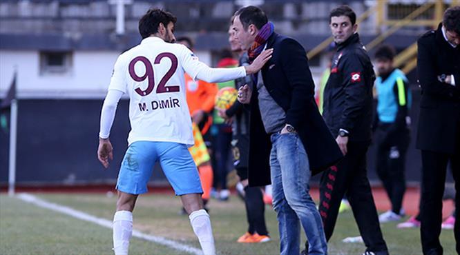 Hami Mandıralı Trabzonspor'u Kayserispor maçına hazırlıyor