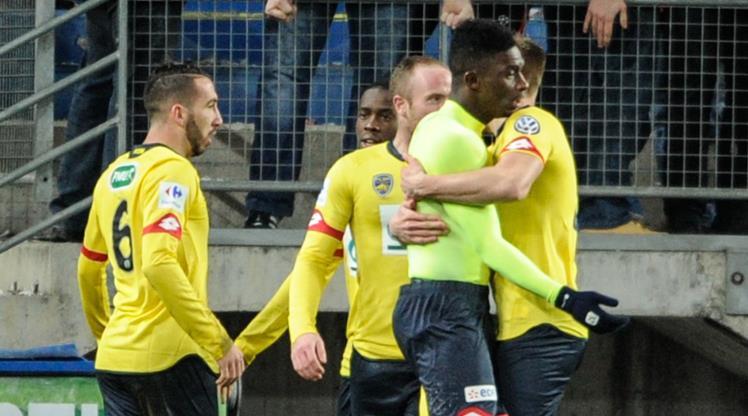 Sochaux: 2 - Monaco: 1