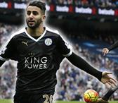 Avrupa'da haftanın golü Mahrez'den!..