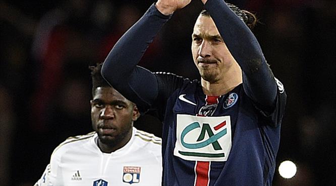 Ibrahimovic Lyon'u da bitirdi! (ÖZET)