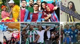 Futbol Aşktır!.. Taraftar aşkını herkese göstermek ister misin?