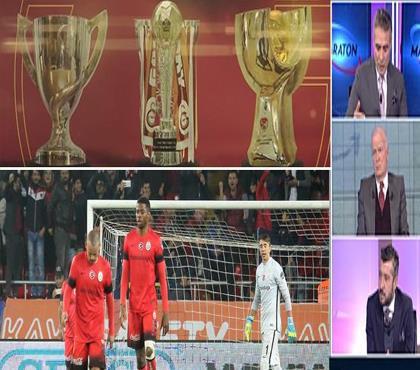 Galatasaray'da ne değişti? Aslan'ın durumu Maraton'da!
