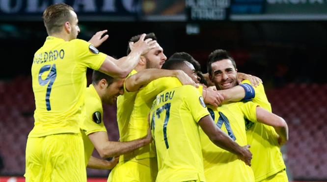 Villarreal devam Napoli tamam