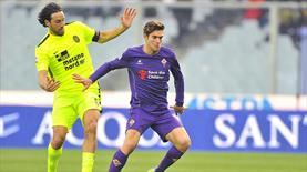 Fiorentina'nın umutları tükeniyor!..  (ÖZET)