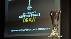 Avrupa Ligi'nde çeyrek final kuraları çekildi!