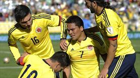 James ve Bacca Kolombiya'yı sırtladı! (ÖZET)
