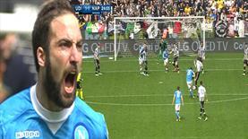 Higuain'in affı yok! Son kurbanı Udinese!..