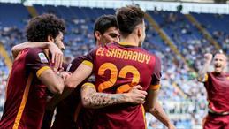 Roma'dan Lazio'ya tarihi ders!.. (ÖZET)