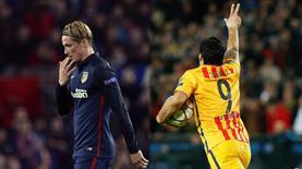 Barcelona: 2 - Atletico Madrid: 1